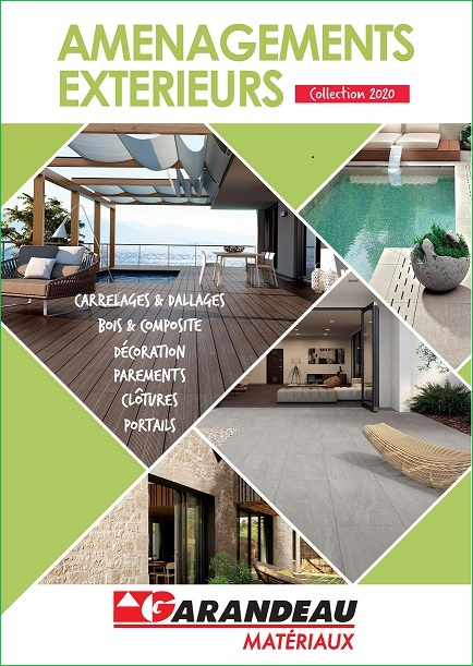 Catalogue Amenagements Exterieurs 2020